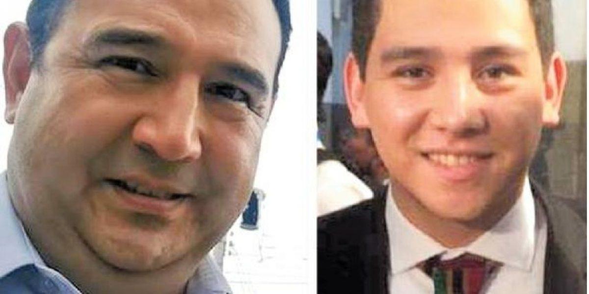 Hijo y hermano del presidente Jimmy Morales se ponen a disposición de un juzgado