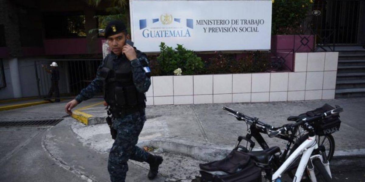 Alerta de bomba en Ministerio de Trabajo provoca alarma y evacuación