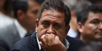 Sala de Femicidio ampara a Gustavo Alejos y el caso se detiene
