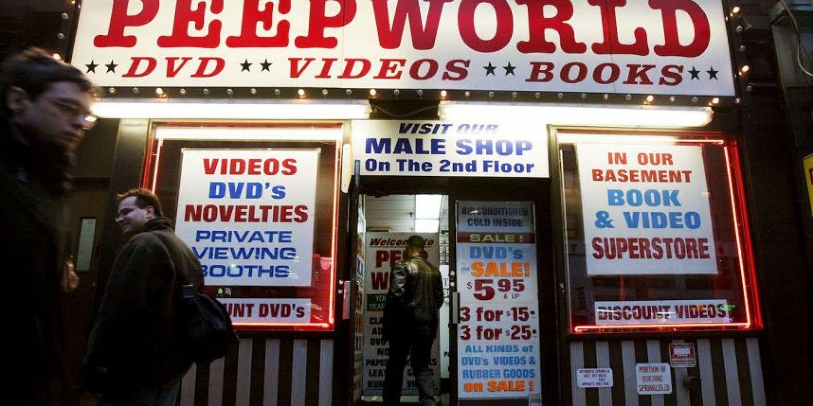 Getty Images Foto:3 datos que deben saber sobre la pornografía