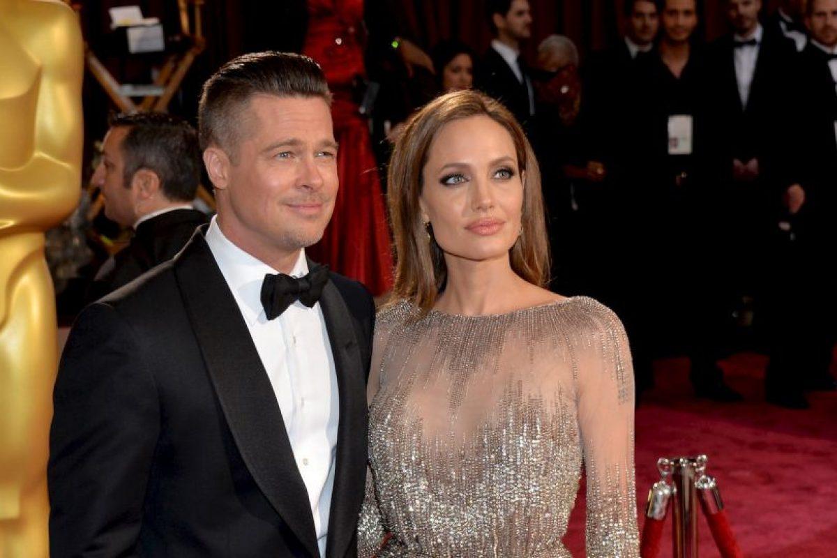 Getty Images Foto:Angelina Jolie y Brad Pitt se separan