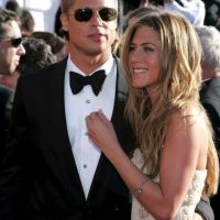 Getty Images Foto: Jennifer Aniston y Brad Pitt