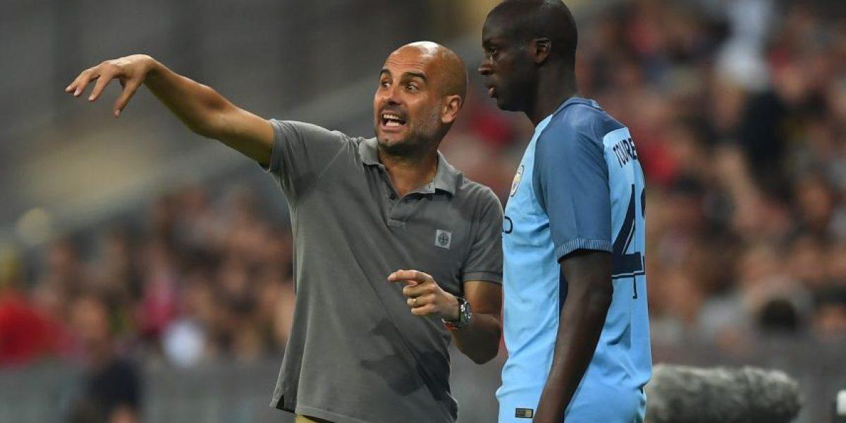 El agente de Yaya Touré se volvió a lanzar contra Pep Guardiola