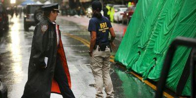 """Getty Images Foto:El domingo, Clinton aseguró que se trataba de un """"aparente atentado terrorista"""""""