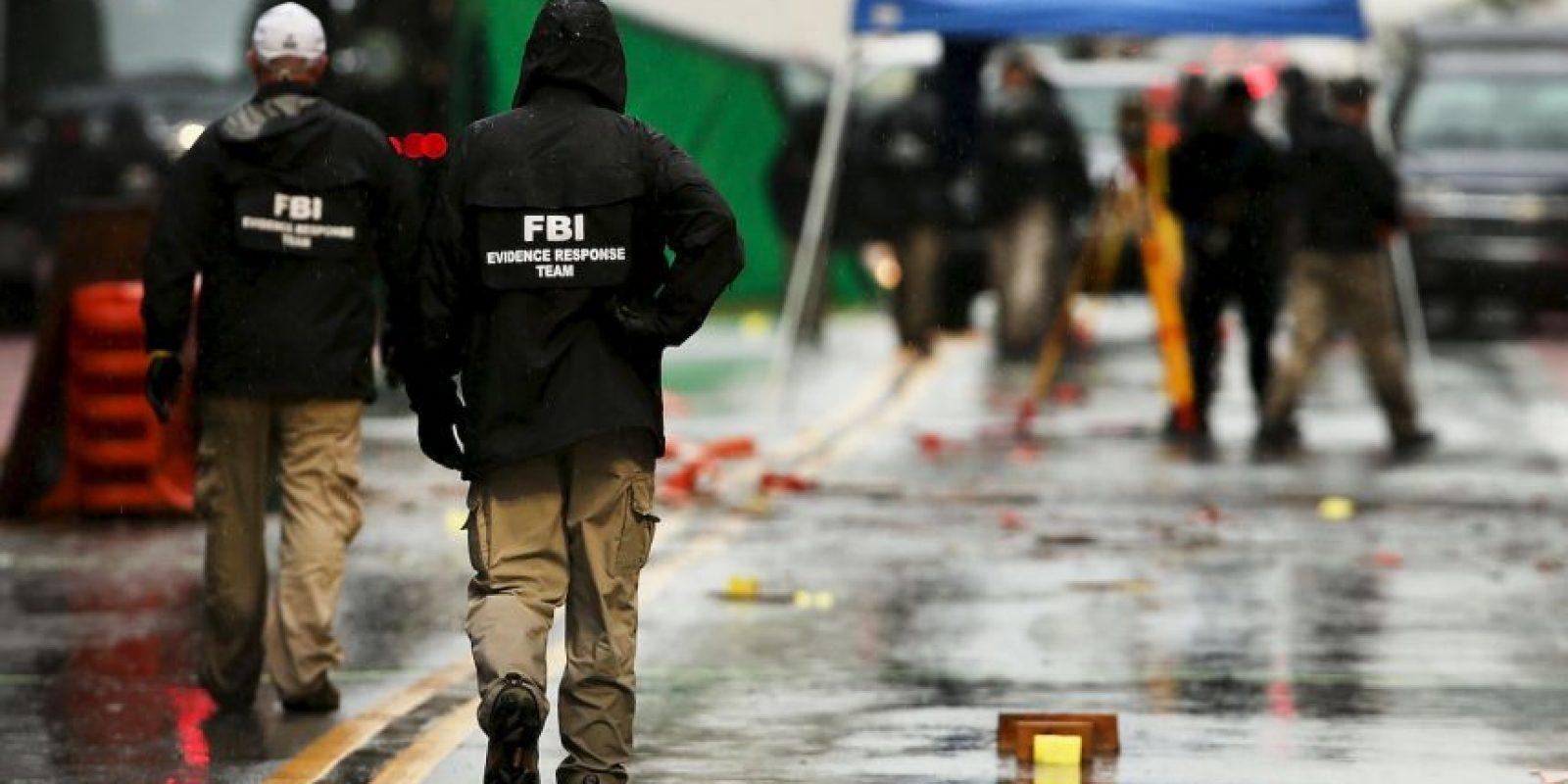 Getty Images Foto:El domingo, Trump solamente envió sus condolencias a los familiares de los heridos a través de Twitter