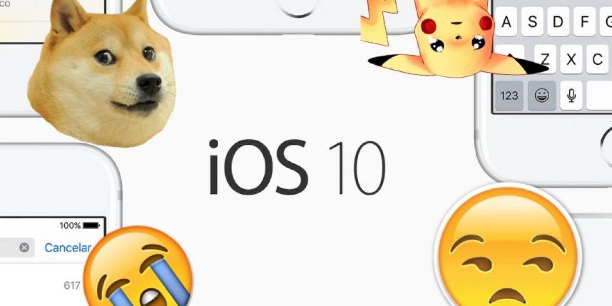 iOS 10: Esto es lo peor del nuevo sistema operativo para iPhone