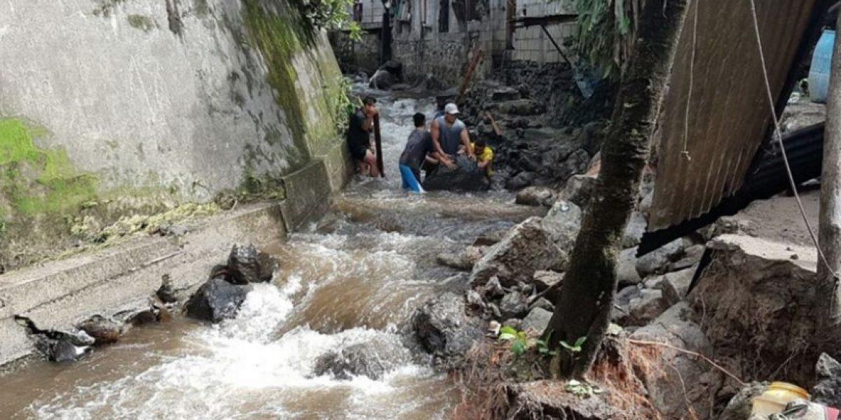 Declaran estado de prevención ante riesgos incrementados por la lluvia