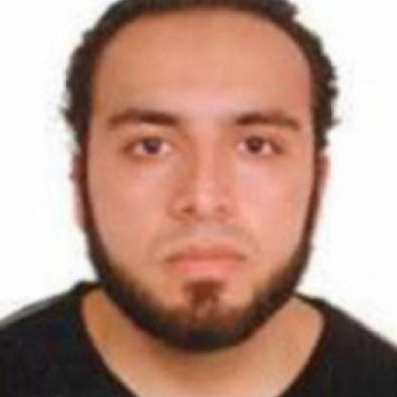 AP Foto:Ahmad Khan Rahami, el principal sospechoso de los atentados en Nueva York