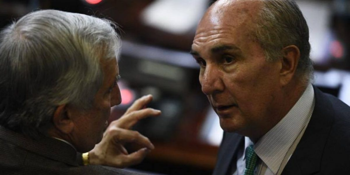 VIDEO. El fuerte mensaje de Mario Taracena a los diputados por el caso de Luis Rabbé