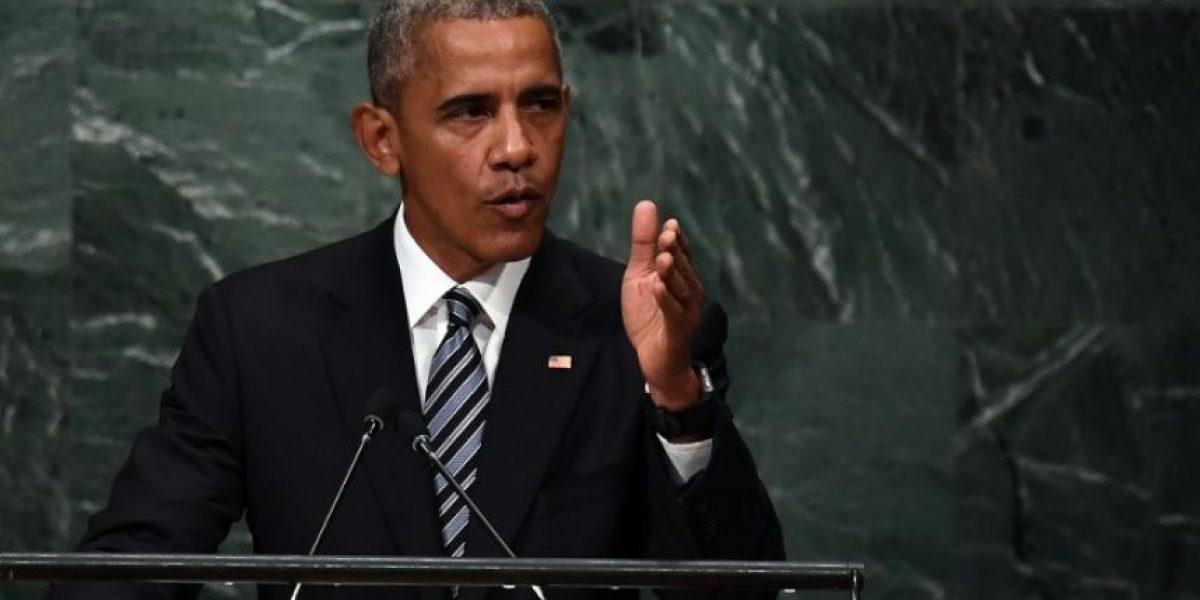 Asamblea de la ONU: Obama hace llamado a detener la violencia en Siria