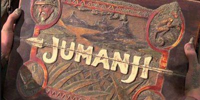 """Presentan la nueva imagen de la secuela de """"Jumanji"""""""
