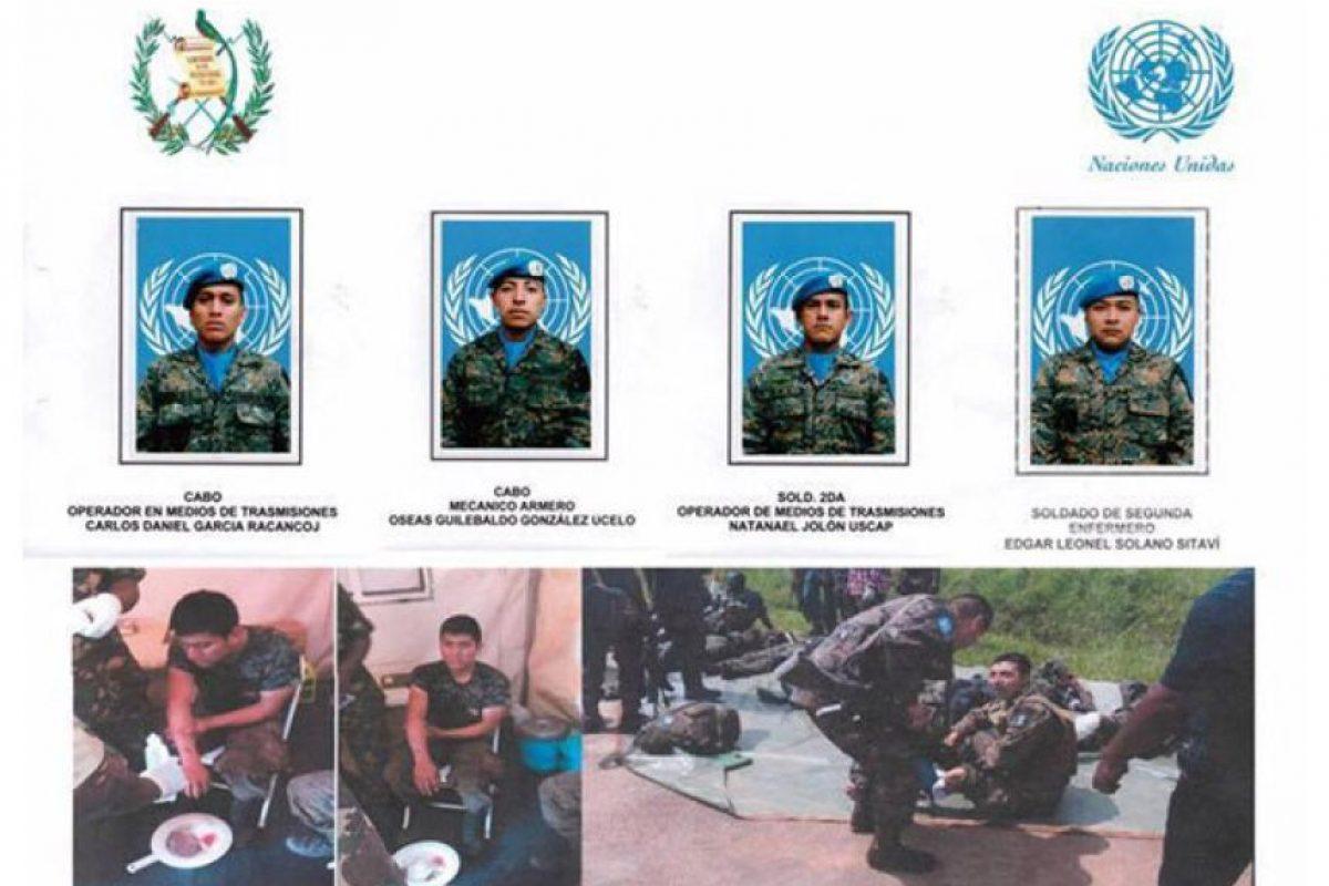 Foto:Ejército GT
