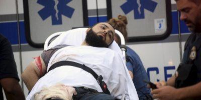 AP Foto:Ahmad Khan Rahami es detenido después de una balacera con la policía