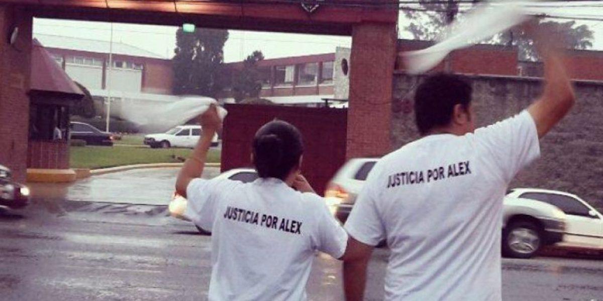 Director del Liceo Javier comparece ante juzgado por muerte de estudiante Alexander Aldana