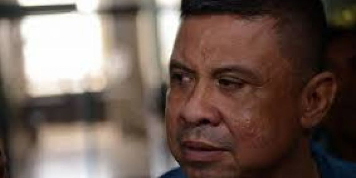 """Francisco Morales """"Chico dólar"""" prefiere no hablar de la sentencia a Edgar Barquín y recibe un revés judicial"""
