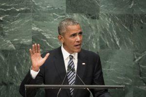 Getty Images Foto:También habló sobre el acuerdo climático de París