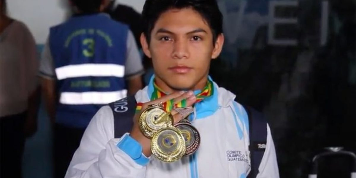 VIDEO. Jorge Vega vuelve a Guatemala tras destacada participación en Bolivia