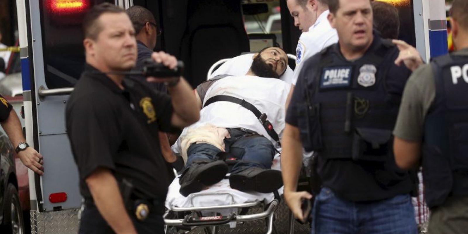 AP Foto:Es el principal sospechoso de las explosiones del fin de semana