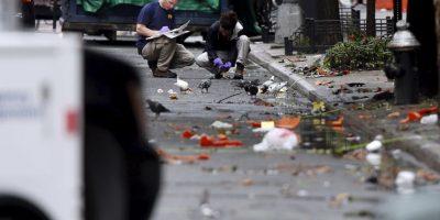 AP Foto:Aún no se sabe qué lo motivo a planear el atentado.