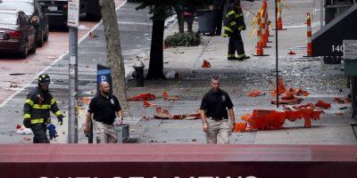 AP Foto:Tampoco se sabe si actuó solo o tuvo complices