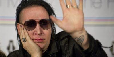 Marilyn Manson no apoya a ningún candidato presidencial de EEUU y no votará