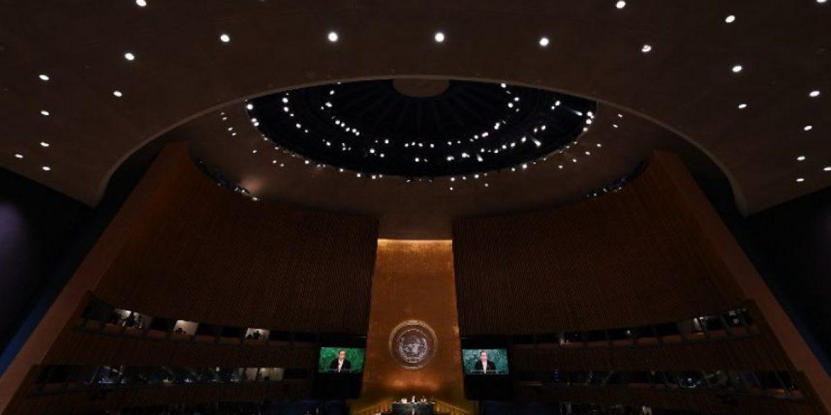 Agenda de Jimmy Morales en la Asamblea General de las Naciones Unidas