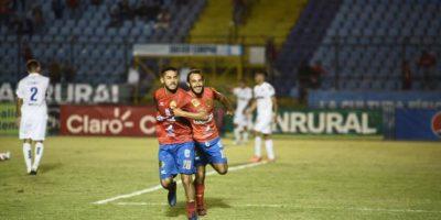 #Clásico295 el gol de Danilo Guerra liquidó a Comunicaciones
