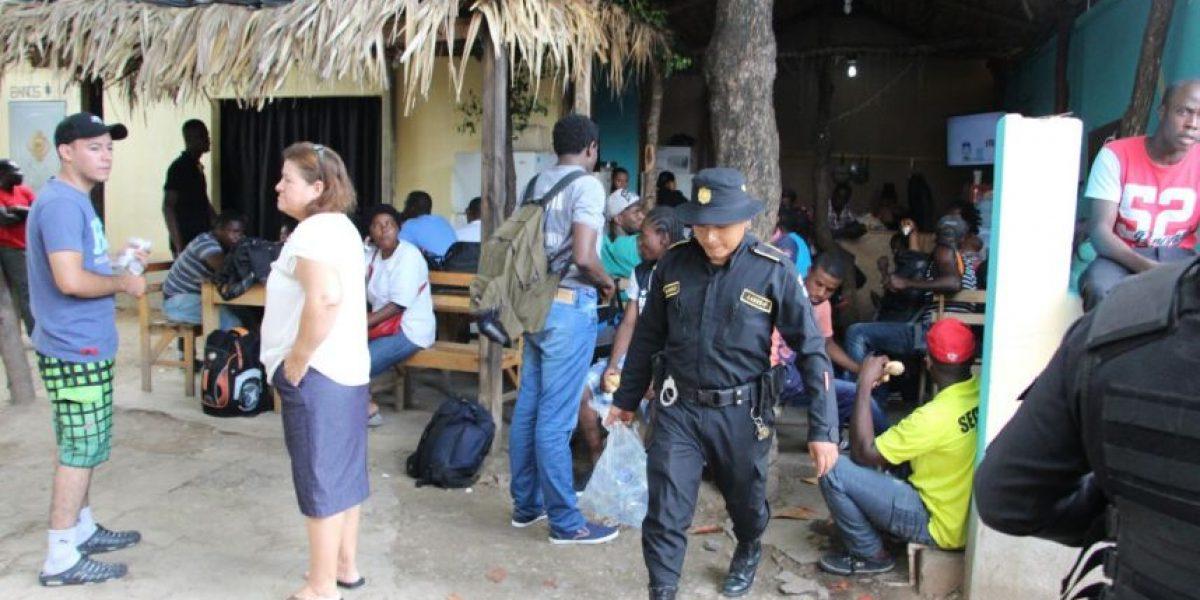 Interceptan a otro grupo de africanos en Chiquimula