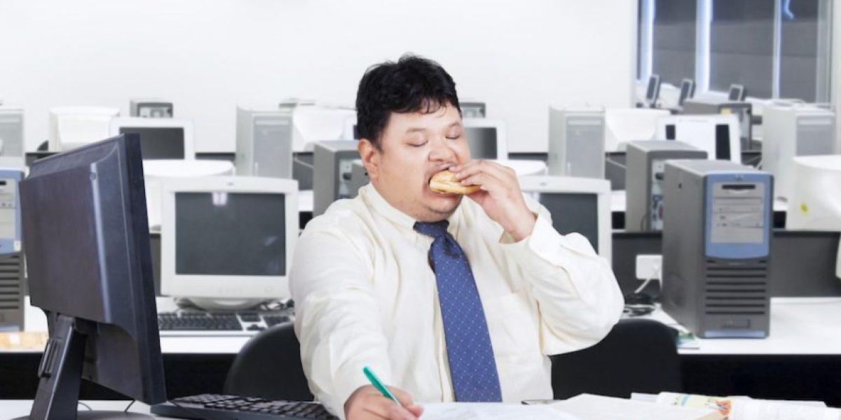 En Guatemala 3 de cada 10 trabajadores padecen de sobrepeso