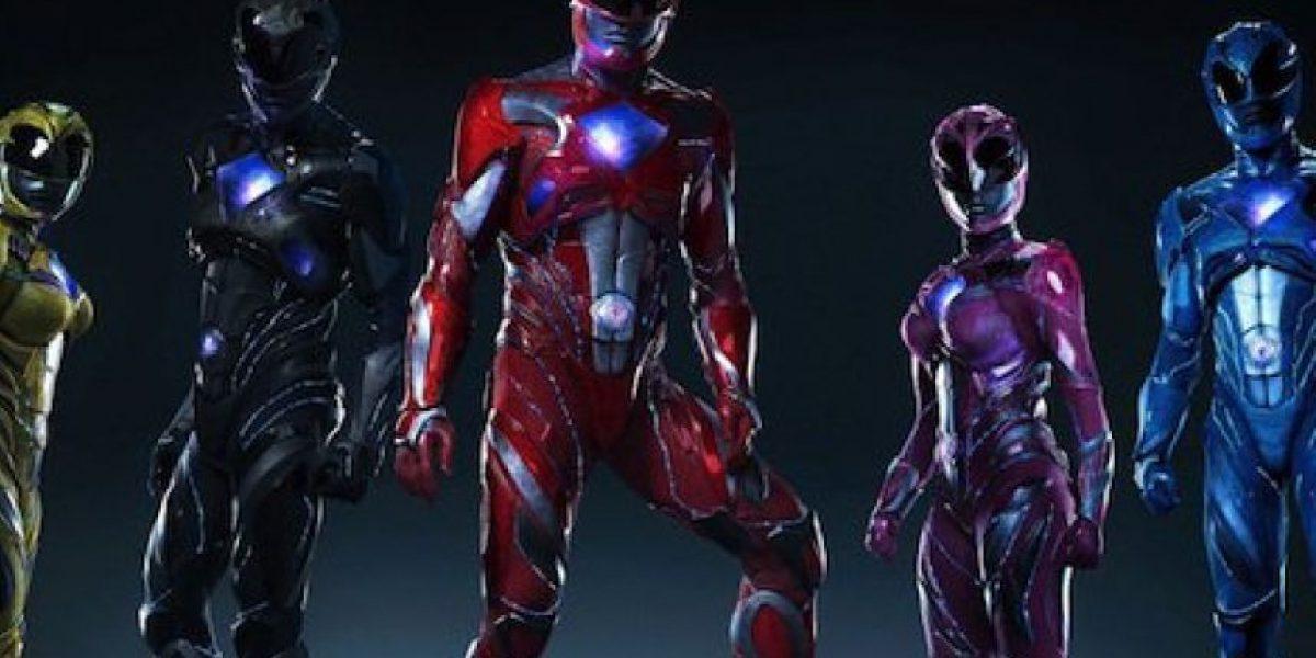 """Revelan cómo serán los Zords de la nueva película de """"Power Rangers"""""""