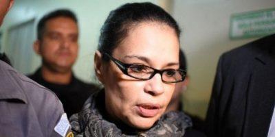 """Audiencia para saber si Roxana Baldetti enfrentará juicio por el caso """"Agua mágica"""" en Amatitlán"""