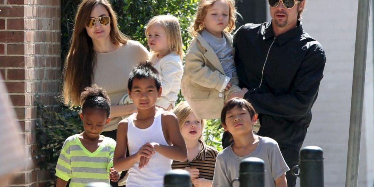 Brad Pitt es investigado por supuestamente maltratar a sus hijos