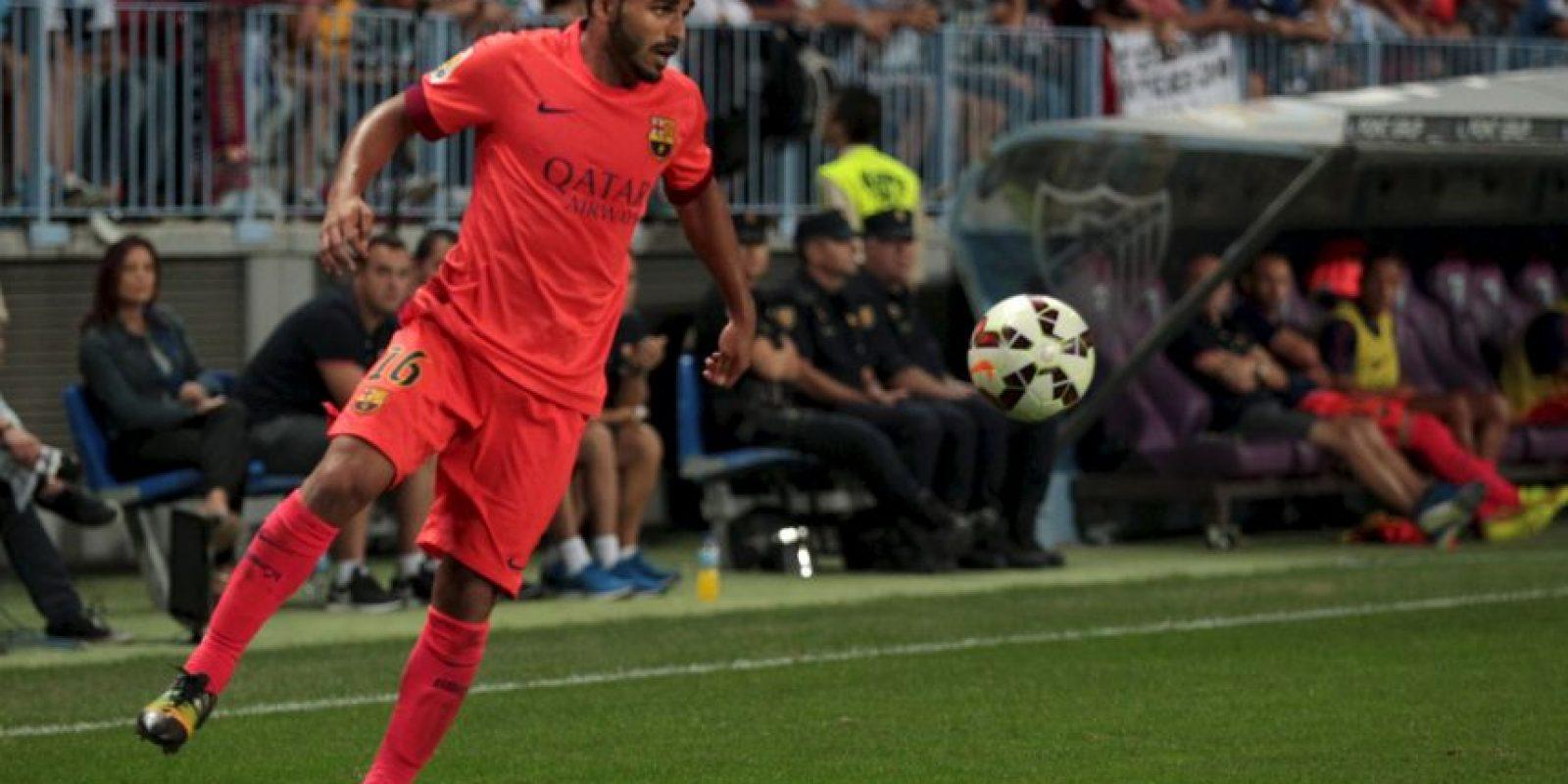 """Getty Images Foto:Douglas Pereira no quería partir a préstamo a Sporting de Gijón y se """"amotinó"""" en las oficinas para no firmar su contrato de préstamo."""