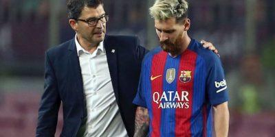 Rival del Barcelona en la Champions tuvo un gesto con Messi digno de imitar