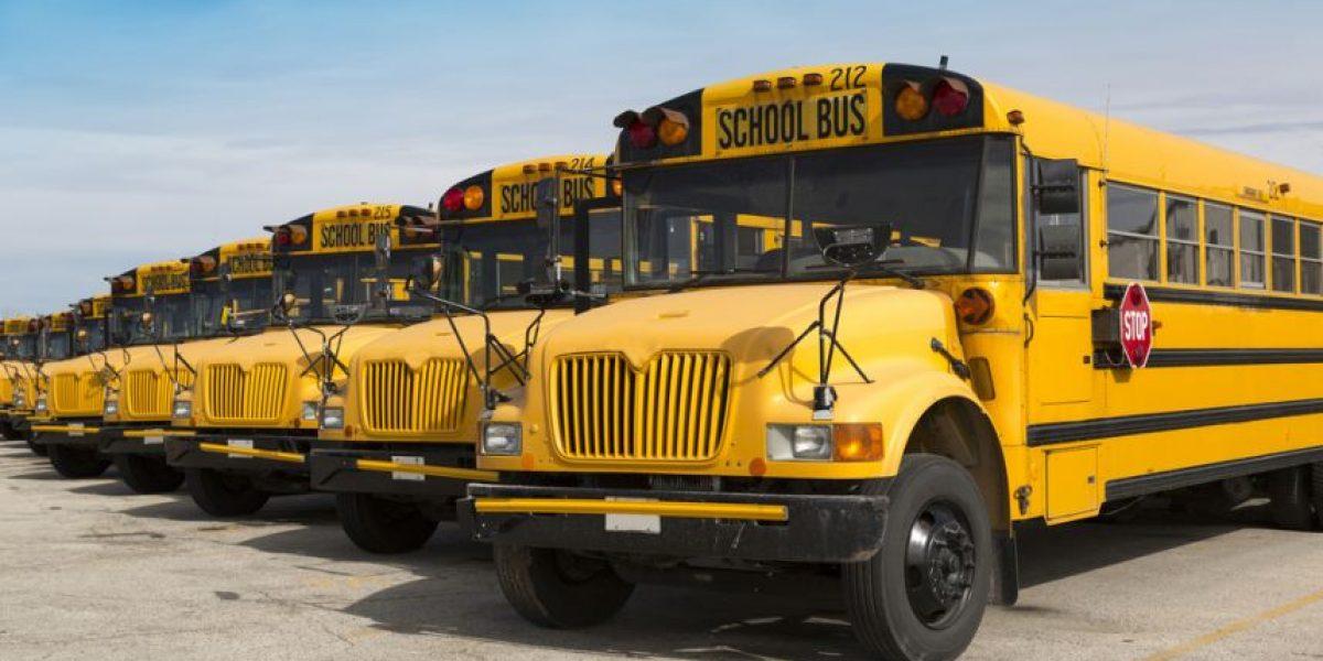 Emetra iniciará revisión de buses escolares en octubre