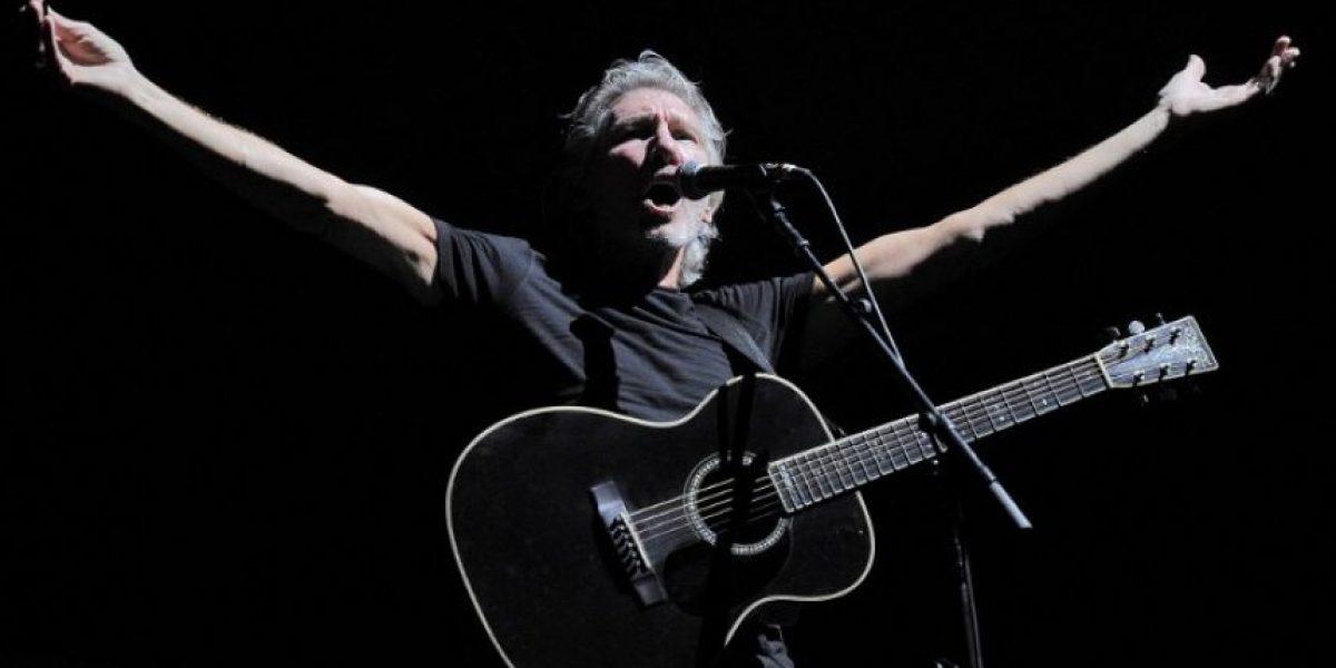 Roger Waters dará concierto gratuito en el Zócalo de México