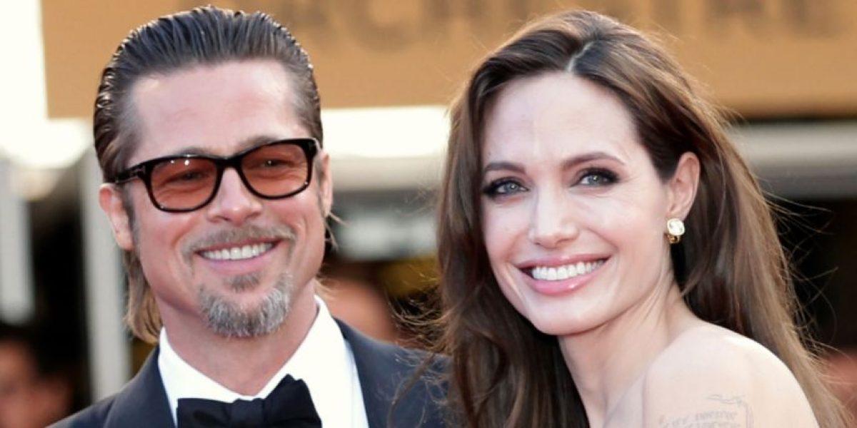 Presentadora insulta a Angelina Jolie tras anunciar divorcio con Brad Pitt