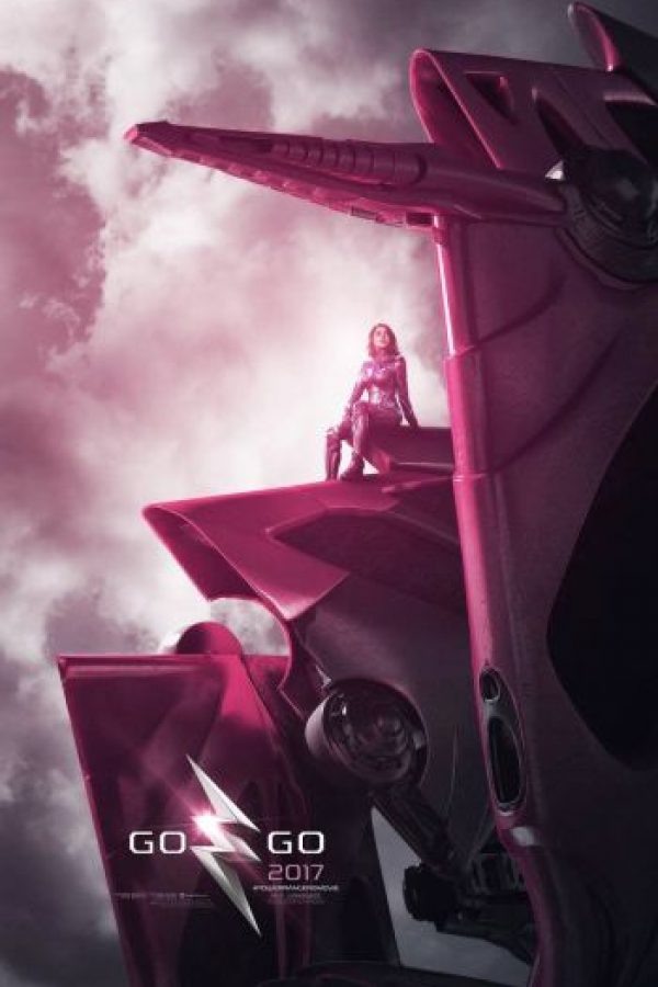 Facebook: Power Rangers Foto:Se revelaron nuevos pósters de la película