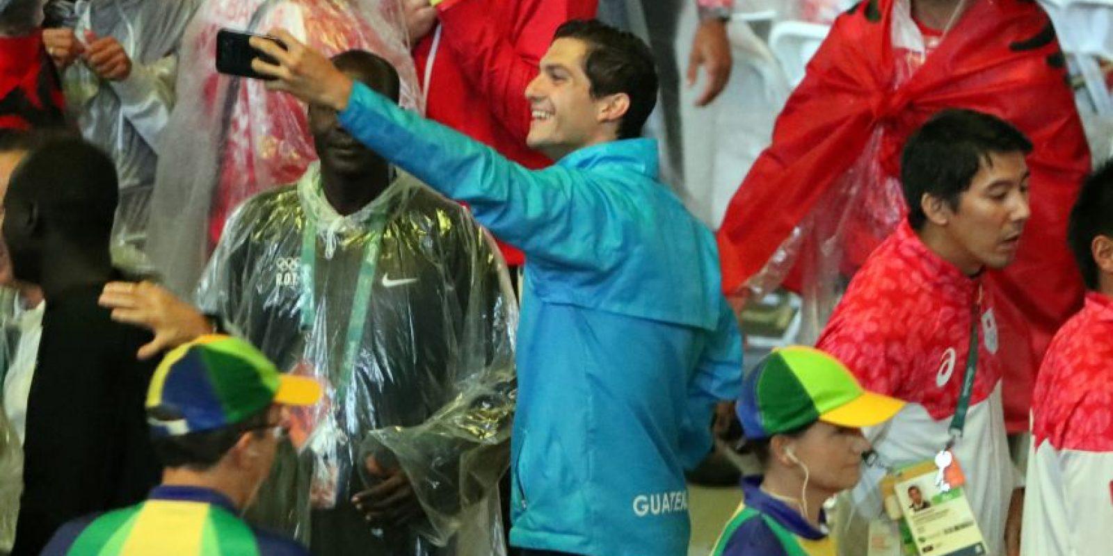 Fernández alcanzó el logro más importante de su carrera en Egipto. Foto:EMPF, COG y Publinews