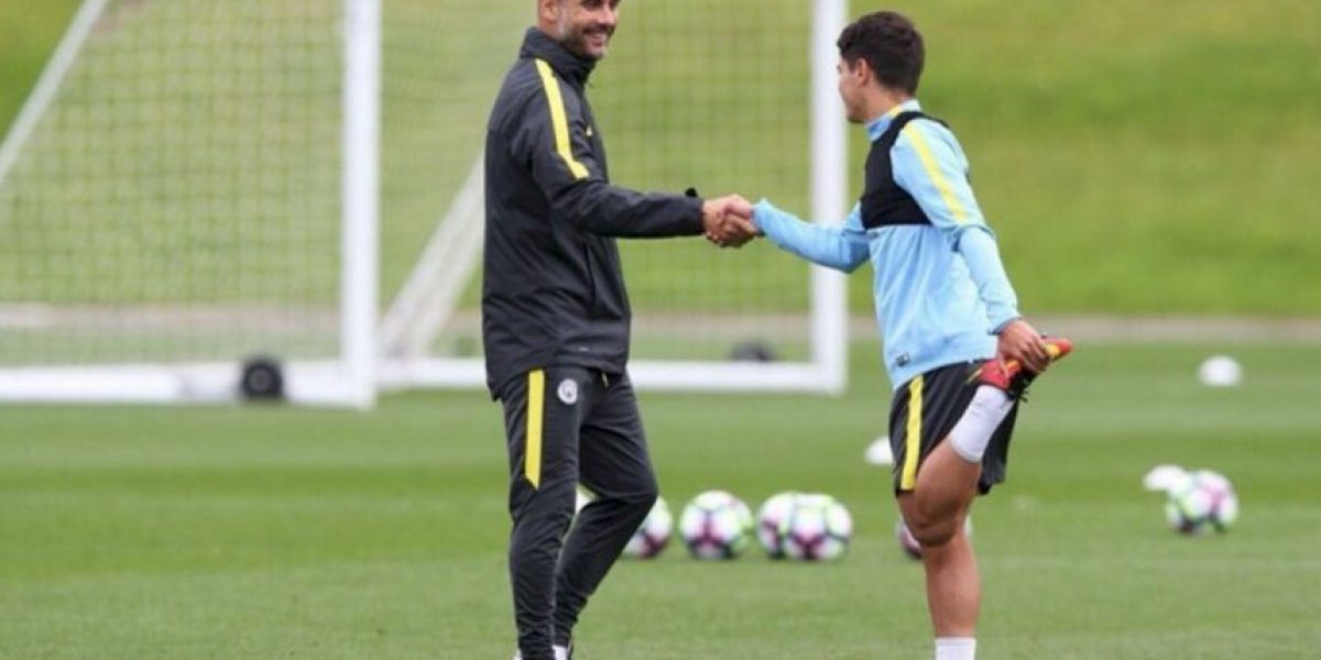 El problema que tiene Manchester City por fichar a un juvenil de 16 años