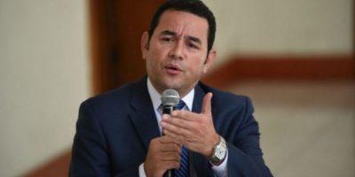 CALAS y UNE presentan denuncia contra Jimmy Morales y Jafeth Cabrera