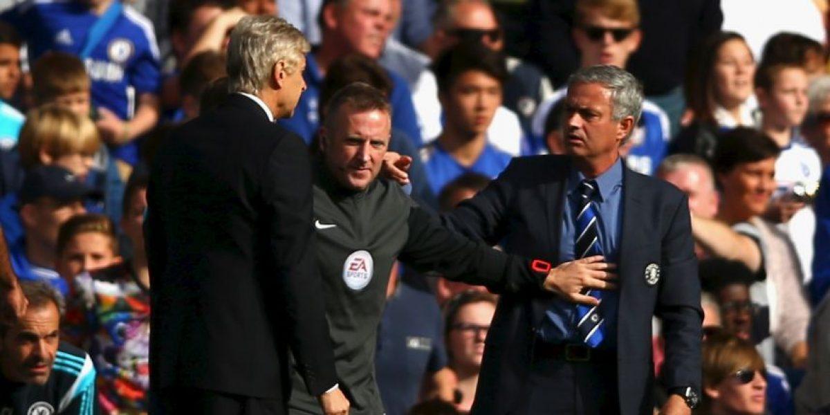 Arsene Wenger respondió a la amenaza de José Mourinho