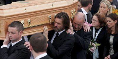 Getty Images Foto:Por el suicidio de su novia