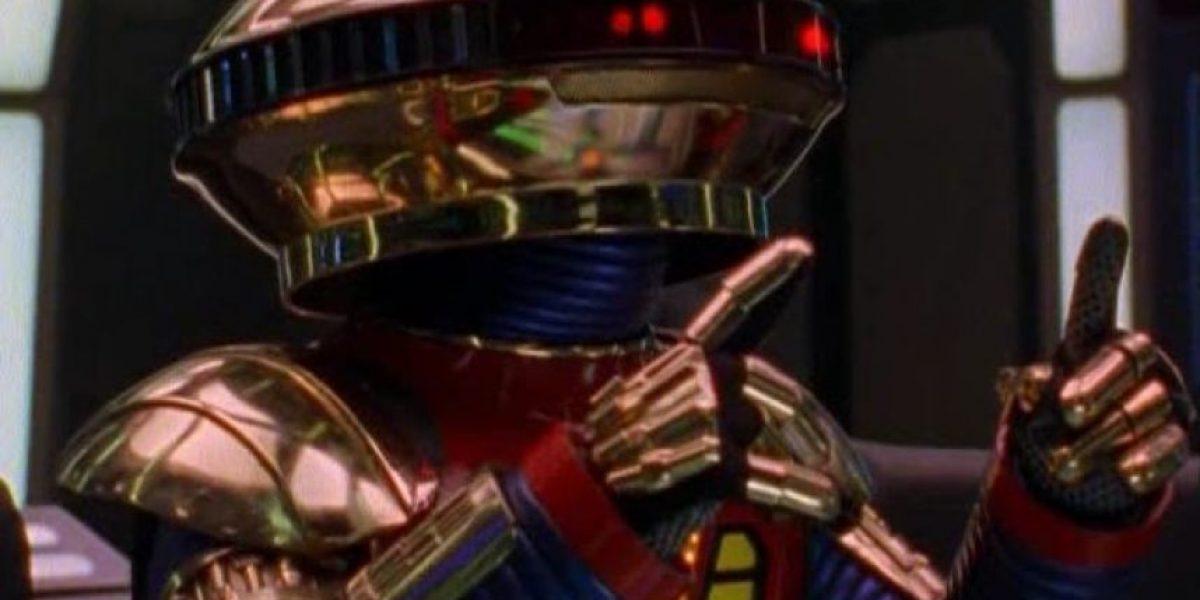 Ay ya ya ya yay: Alpha 5 regresará en película de los Power Rangers