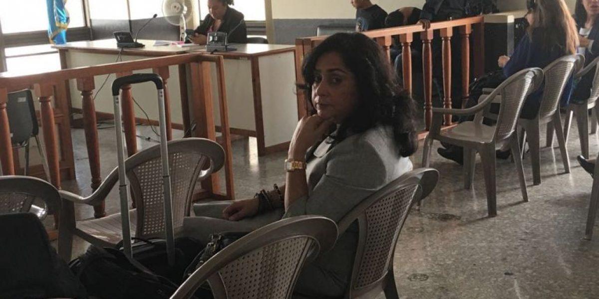 Jueza Jisela Reinoso presentará a sus testigos en el proceso por enriquecimiento