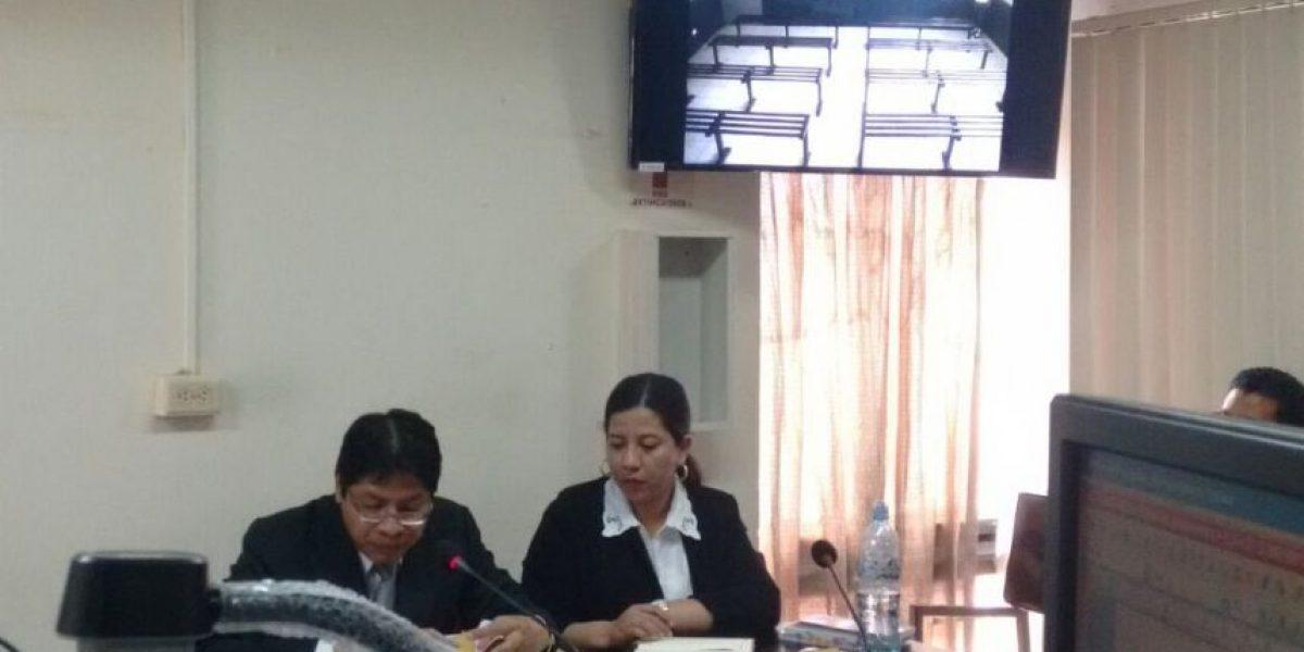Por videoconferencia juez vincula a pandillero por la muerte de la vocera del Hospital General