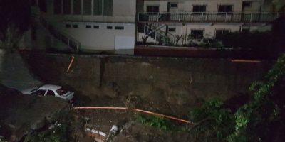 Lluvias de últimas 6 horas causan estragos en costa sur y municipios de Guatemala