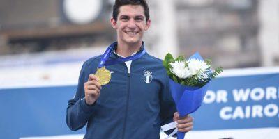 """Charles Fernández: """"Somos una generación de atletas prometedora"""""""