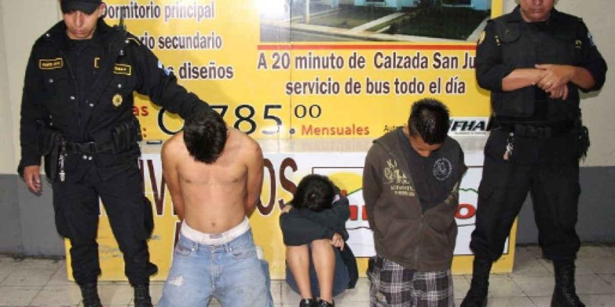 Chile ayudará a Guatemala a atender a niños involucrados en delitos