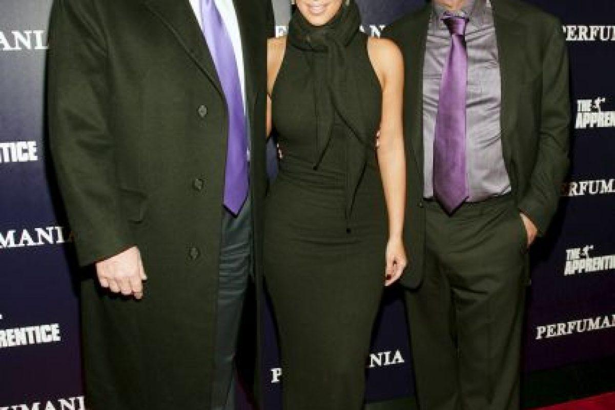 """Getty Images Foto:Ella hizo una aparición especial en """"The Celebrity Apprentice"""""""